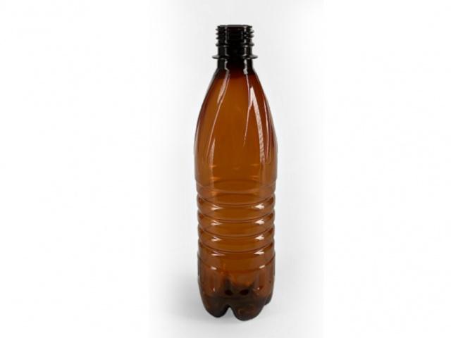 ПЭТ бутылка для газированных напитков объёмом 0,5 л