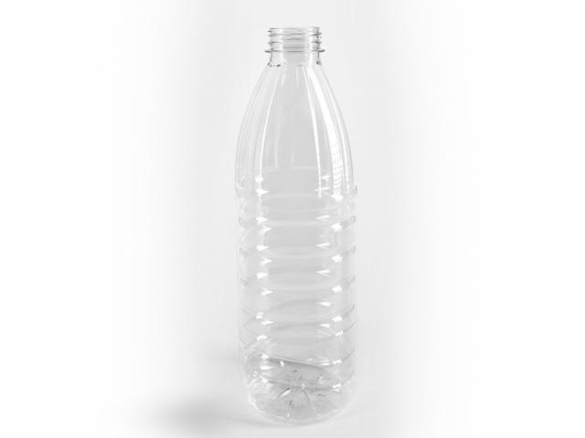 ПЭТ бутылка для негазированных напитков объёмом 1,5 л